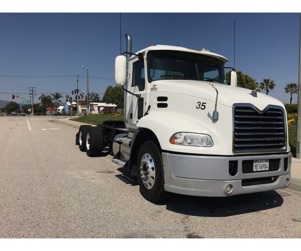 2012 Mack CXU613 Day Cab in CA