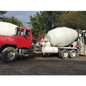 2005 Mack DM690S Mixer Truck in VA