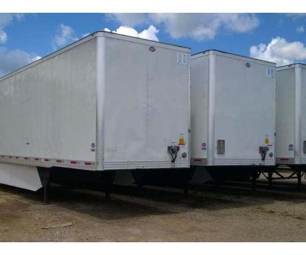 2016 Utility Dry Van Trailer in IL