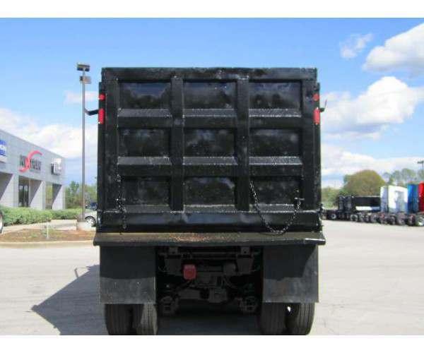 2007 Mack CTP713 Dump Truck 13