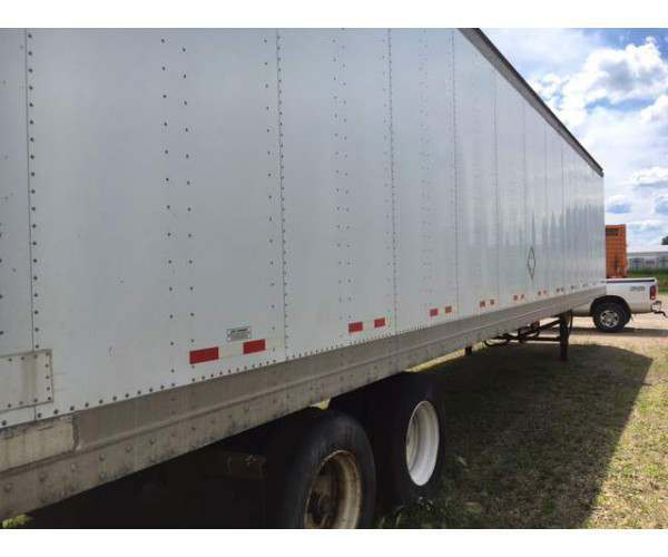 2000 Great Dane Dry Van Trailer 5