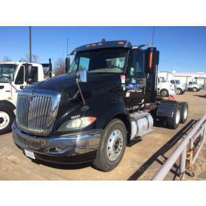 2008 International Prostar Day Cab