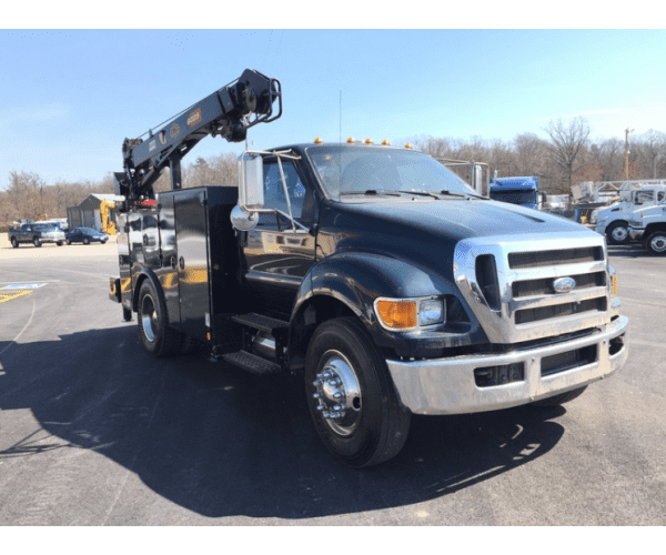2008 Ford F750 Service Truck in MD