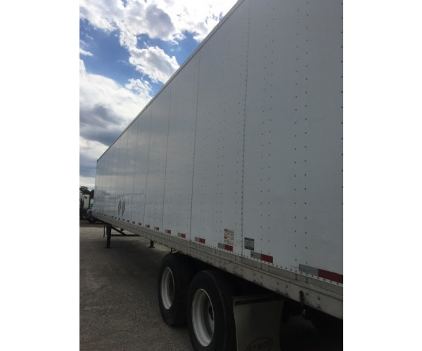 2007 Strick Dry Van Trailer in OH