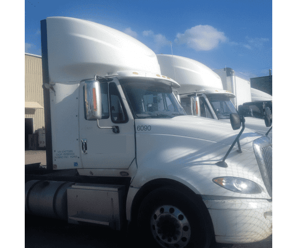 2014 International Prostar Day Cab 1