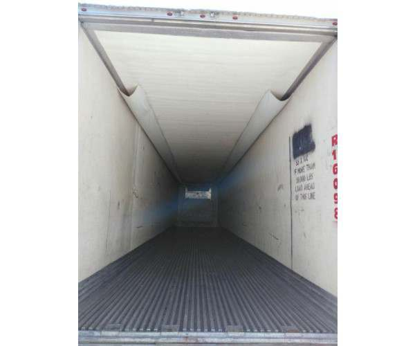 2007 Utility Reefer Trailer in OH