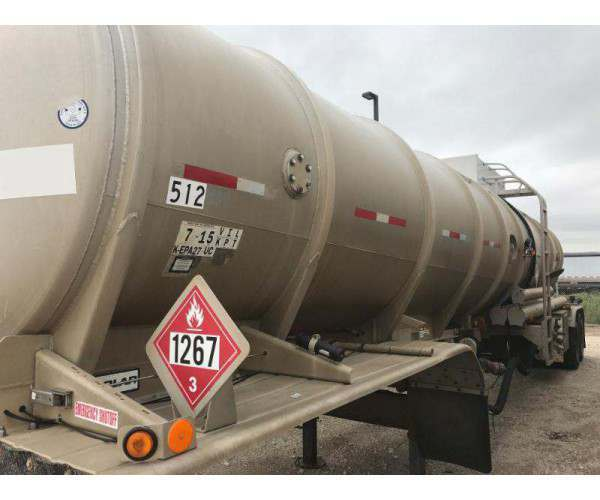 2002 Polar Crude Oil Tank Trailer5