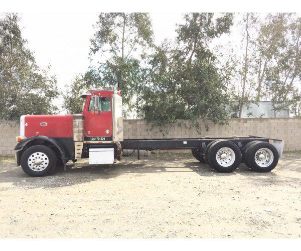 1989 Peterbilt 379 Day Cab 12