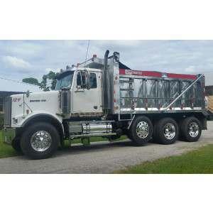 2005 Western Star Dump Truck in FL