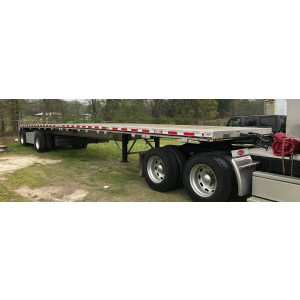 2014 East Flatbed Trailer in TX