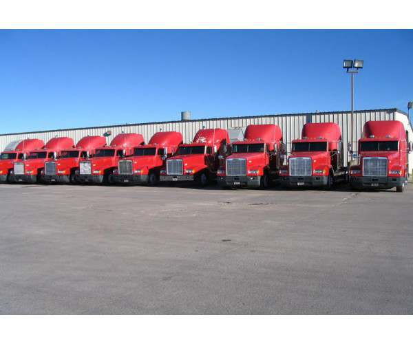 2002 Freightliner FLD flattop truck, NCL Truck Sales, wholesale