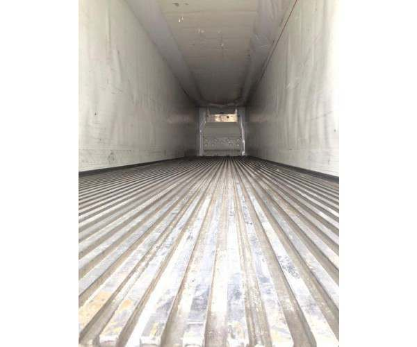 2011 Wabash Reefer Trailer with 2017 2018 CARB compliance in Chicago, Illinois, wholesale, NCL Trucks