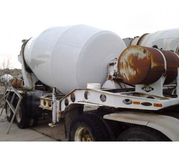 1998, 1989, 1997 Mcneilus Slider 10 yd, 13 yd Mixer Tank, wholesale, NCL Truck Sales