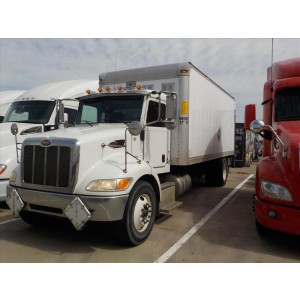 2013 Peterbilt 337 Box Truck