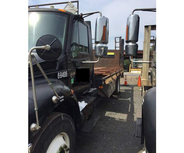 2004 International 4400 Flatbed Truck in VA