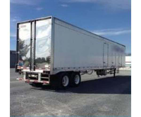 2008 Great Dane Reefer Trailer 2