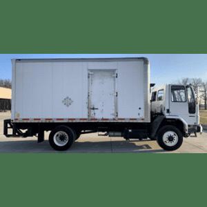 2001 Freightliner FC80 Box Truck