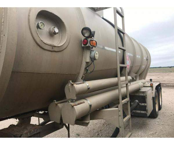 2002 Polar Crude Oil Tank Trailer7