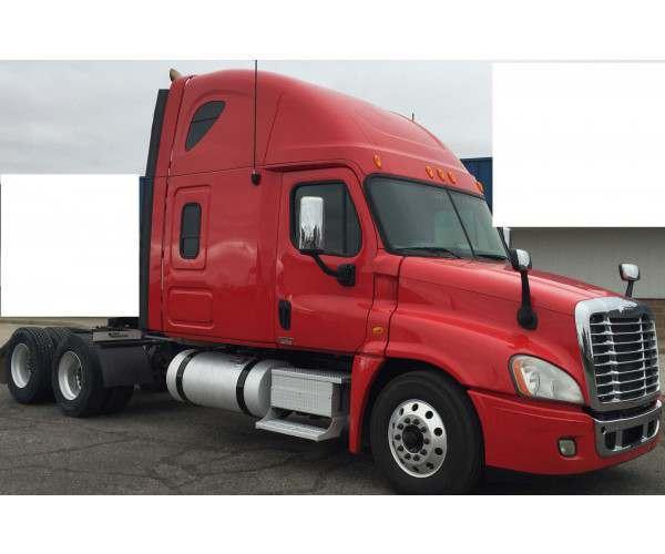 2009 Freightliner Cascadia