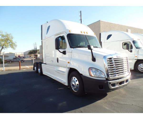 2014 Freightliner Cascadia with DD15 in Texas, wholesale, NCL Truck Sales