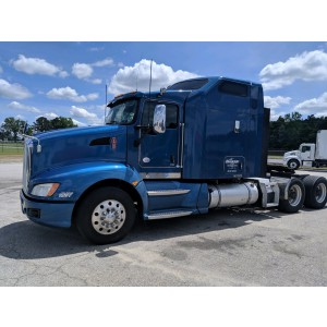 2014 Kenworth T660 in NC