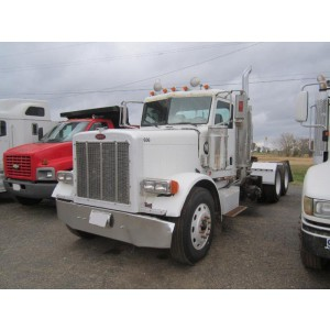 2007 Peterbilt 379 Day Cab in TX