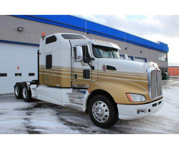 2011 Kenworth T660 5