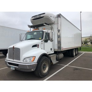 2015 Kenworth T370 Reefer Truck in WI