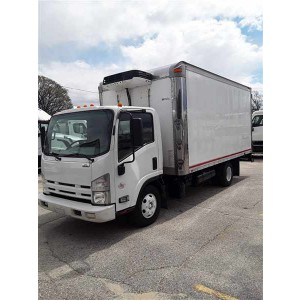 2014 Isuzu NPR Reefer Truck in RI