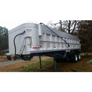 1990 Tri-Brook End Dump Trailer in SC