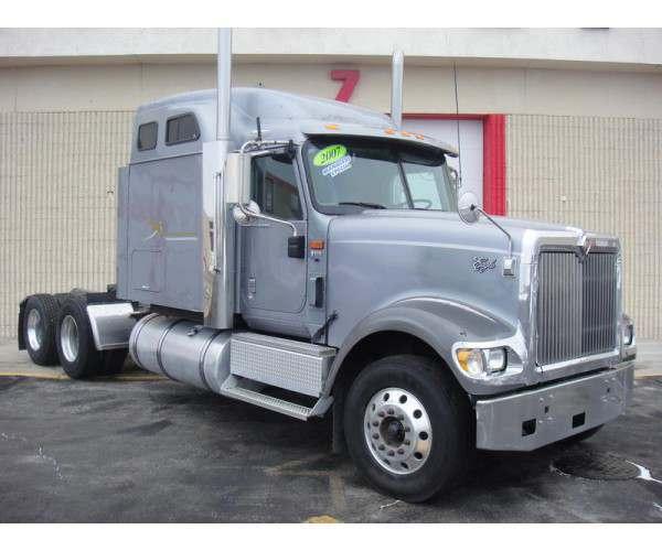 2007 International 9900i 2