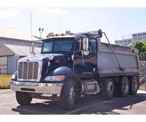 2008 Peterbilt 340 Dump Truck7