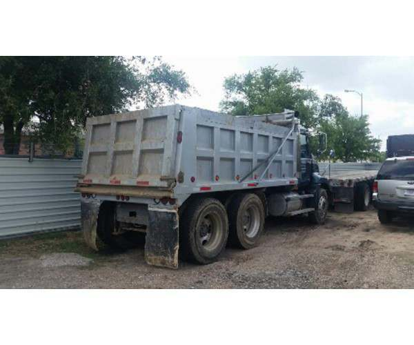 2006 Mack CXN613 Dump Truck, Mack engine @ HP, buy used dump truck in Texas
