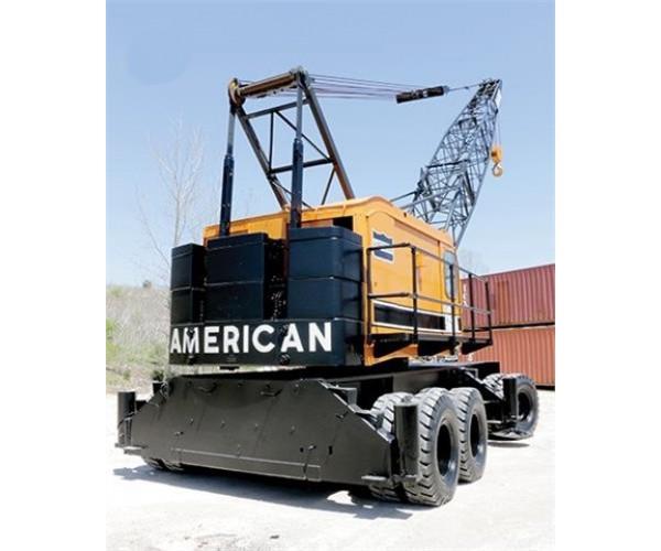1981 American 5680 Wagon Crane in IN