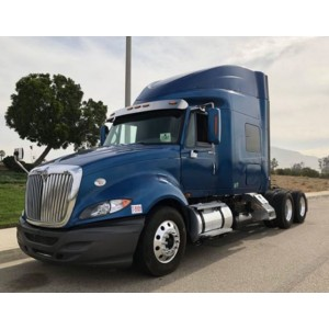 2008 International Prostar in CA