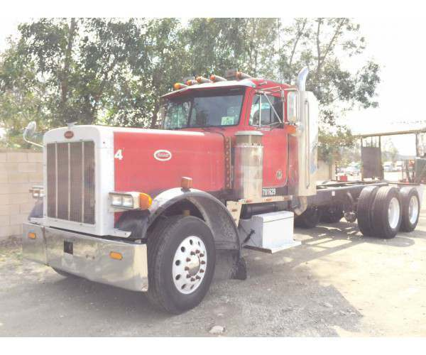 1989 Peterbilt 379 Day Cab 1