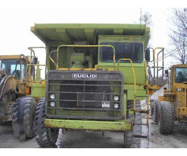 1994 Euclid R35 Rigid Frame Haul Truck