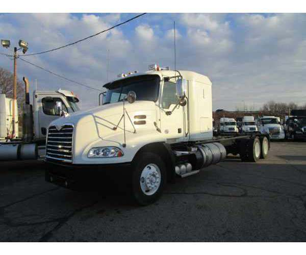2012 Mack CXU613 in DE