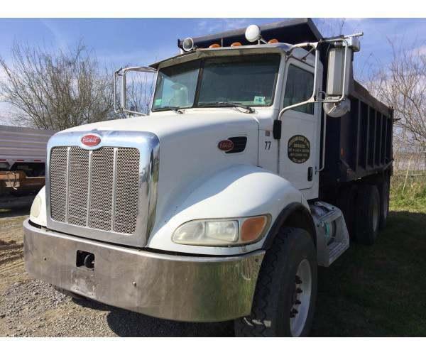 2007 Peterbilt 358 Dump Truck 3