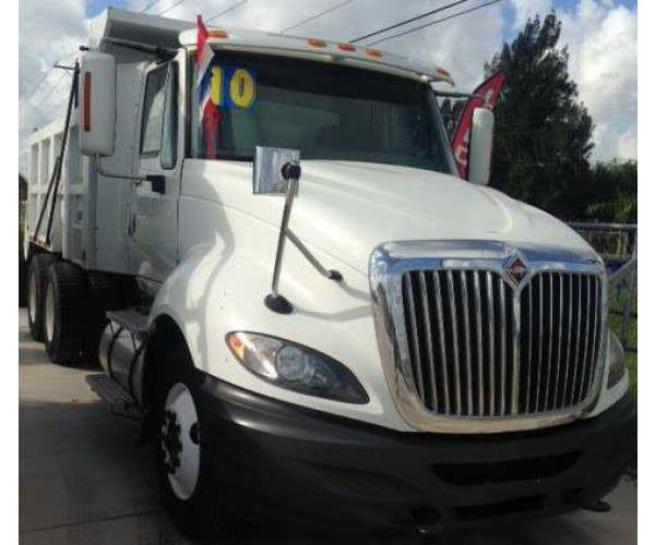 2010 International Prostar Dump Truck 1