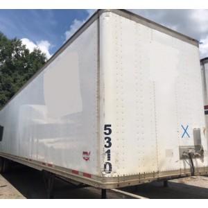 2009 Wabash Dry Van Trailer in TN