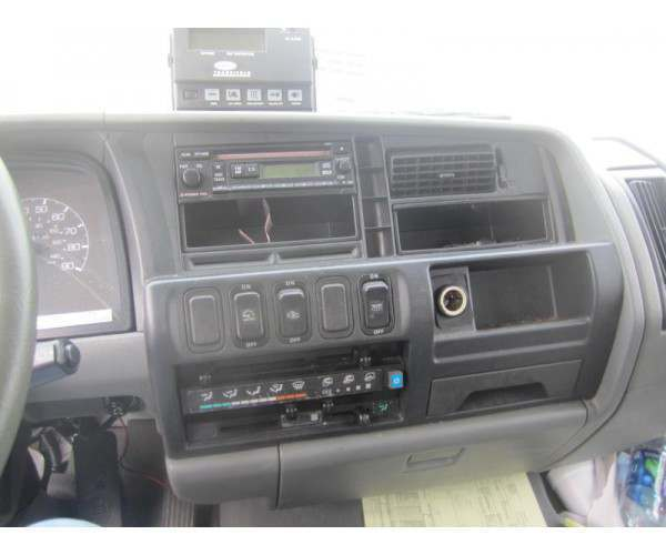 2005 Mitsubishi Fuso FM260 Reefer Van, www.ncltrucks.com, buy used Reefer Van