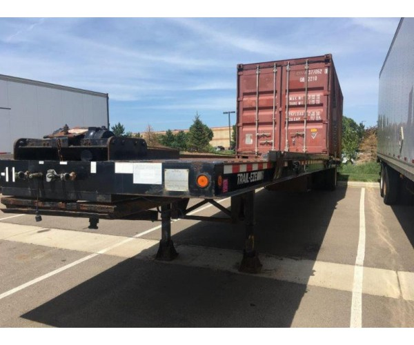 2006 Trail-Eze Container Trailer in MN