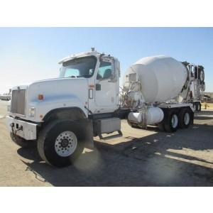 2008 International 5500 Mixer Truck