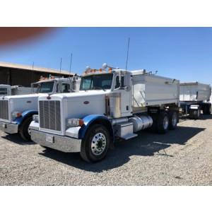 2005 Peterbilt 379 Dump Truck in CA