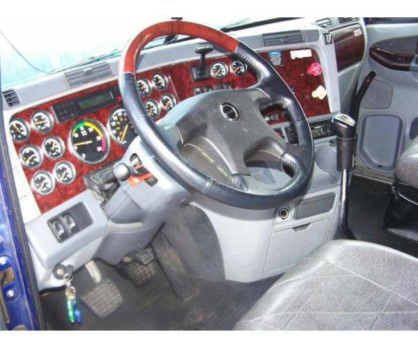 2012 Freightliner Coronado glider kit