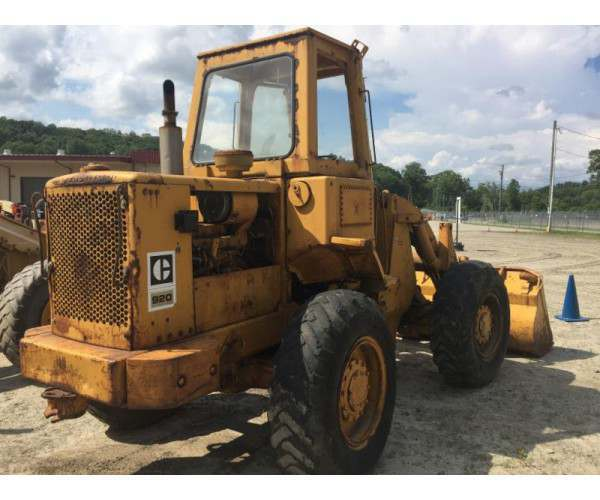 CAT 920 Wheel Loader in CT