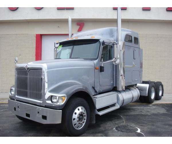 2007 International 9900i 3