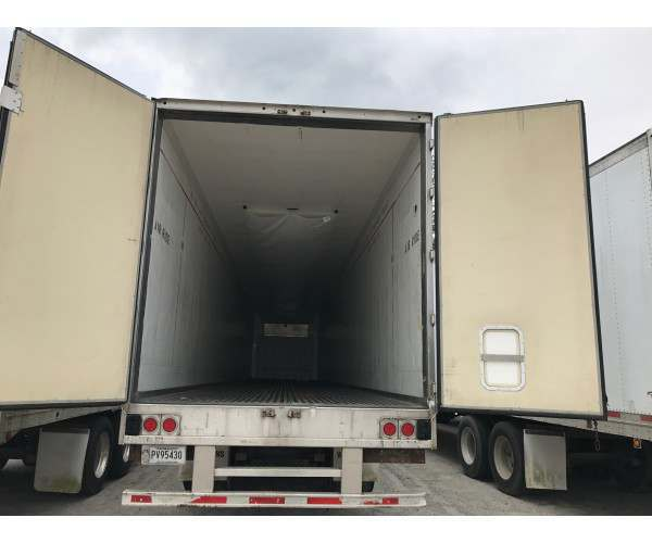 2008 Wabash Reefer Trailer4