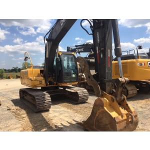 2011 John Deere 120D Excavator in AL
